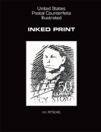 Inked Print: United States Postal Counterfeits Illustrated