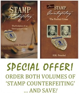Stamp Counterfeiting Special Offer