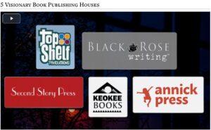Keokee Books visionary publishing house